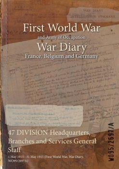 War Diaries - Facsimile Reprints of Official War Office WO95