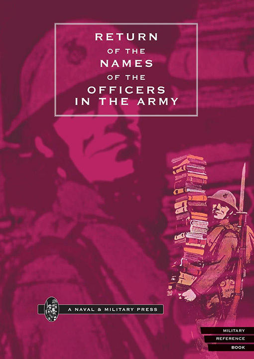 RETURN OF THE NAMES OF THE OFFICERS IN THE ARMYWho receive PENSIONS for the  loss of Limbs, or for wounds etc